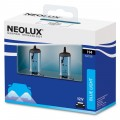 Neolux H4 Blue Light 60W/55W Set