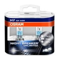 Osram H7 Night Breaker UNLIMITED 12V 55W Set