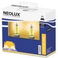 Neolux H7 gele halogeen lampen set