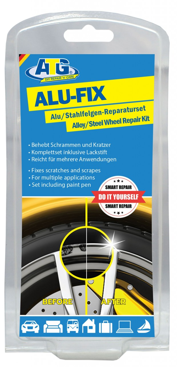 Atg Aluminium Velgen Reparatie