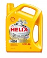 Shell Helix HX6 10W-40 5 Liter