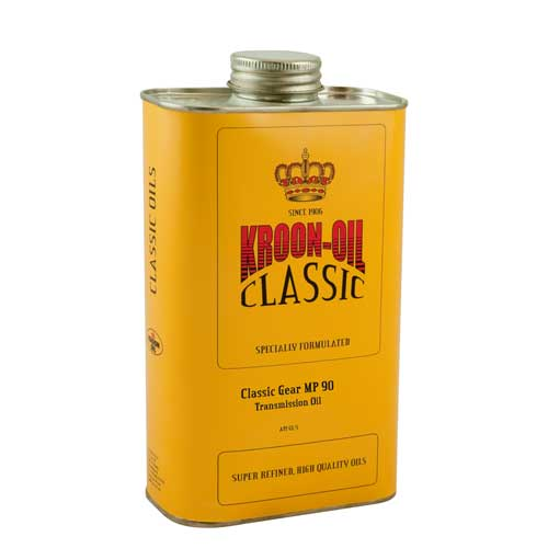 Kroon Classic Gear MP 90 1 liter - De Olie Concurrent: https://www.deolieconcurrent.nl/products/Kroon-Classic-Gear-MP-90-1...