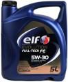 ELF Evolution Full Tech 5W30 5 Liter