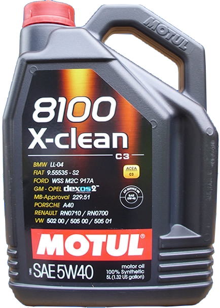 motul 5w 40 8100 x clean 5 liter de olie concurrent. Black Bedroom Furniture Sets. Home Design Ideas