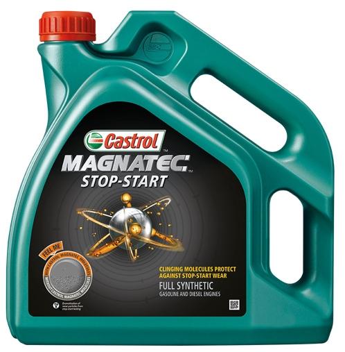 castrol magnatec stop start c3 5w30 5 liter de olie concurrent. Black Bedroom Furniture Sets. Home Design Ideas