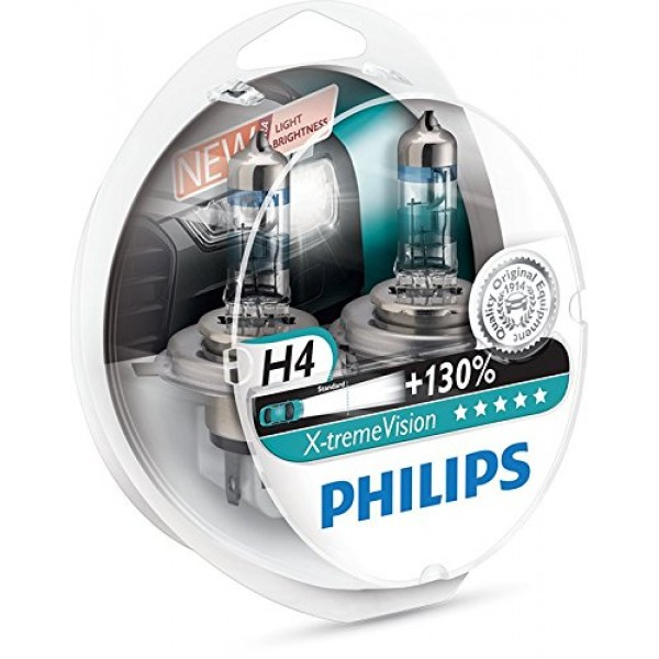 Philips H4 X-treme Vision 12V 60/55W Set - De Olie Concurrent: https://www.deolieconcurrent.nl/products/philips-h4-x%2dtreme...