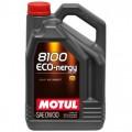 Motul 8100 ECO nergy 0W30 5 Liter