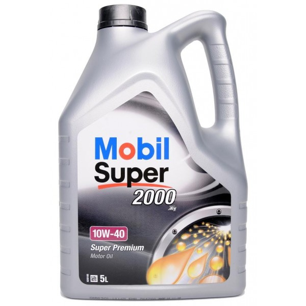 Mobil Super 2000 x1 10W-40 5Liter - De Olie Concurrent: https://www.deolieconcurrent.nl/products/Mobil-Super-2000-x1-10W...