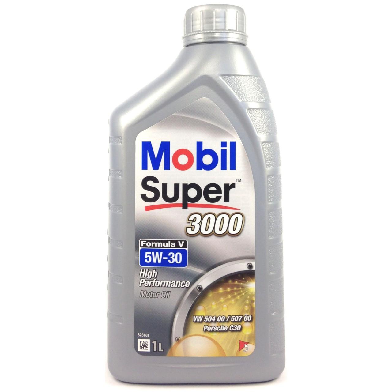 Mobil Super 3000 Formula V 5w30 1 Liter De Olie Concurrent
