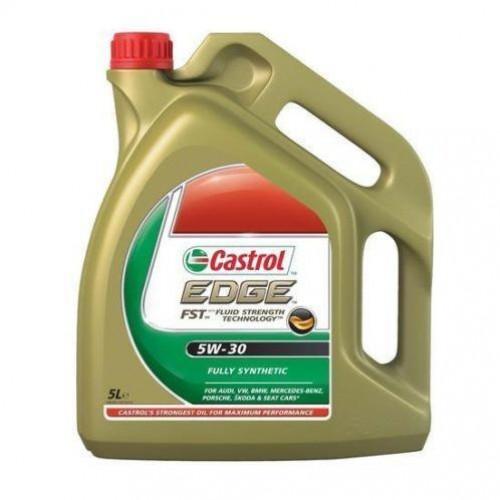 Folkekære Castrol Edge FST 5W-30 5 Liter - De Olie Concurrent QK-09