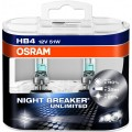 Osram HB4 Night Breaker UNLIMITED 12V 51W Set