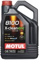 Motul 8100 X Clean EFE C2 C3 5W30 5 Liter