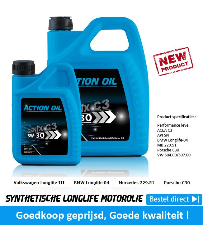 goedkope-5w30-longlife-olie-aanbieding
