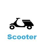 scooter-bromfiets-olie