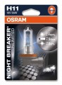 Osram H11 Night Breaker UNLIMITED 12V 55W SET