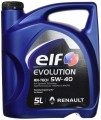 ELF Evolution Pro-Tech 5W40 5 Liter