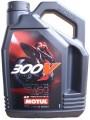 MOTUL 15W50 300V FL 4T 4 Liter