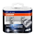 Osram H1 Night Breaker UNLIMITED 12V 55W Set